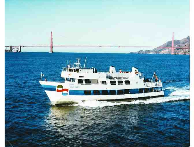 10 Round-Trip Ferry Tickets from SF to Marin