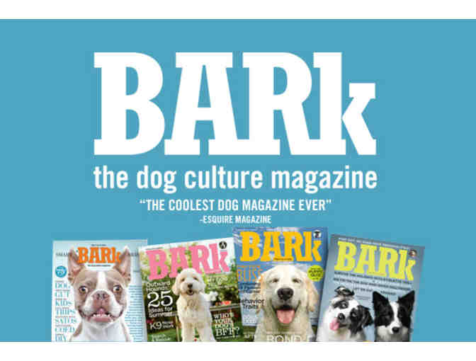 Subscription to The BARk Magazine