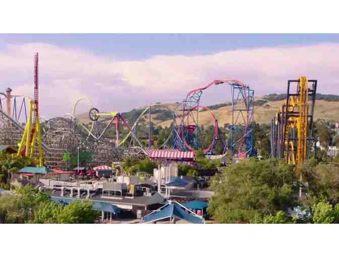 2 Tickets to Six Flags Discovery Kingdom