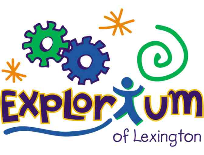 Private play time at the  Explorium of Lexington