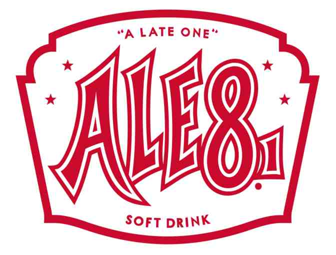 5 cases of Ale 8 One