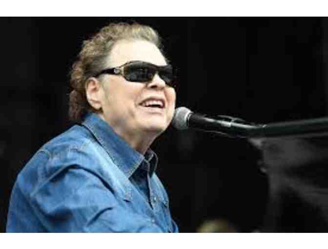 2 tickets to Ronnie Milsap, February 28, 2019