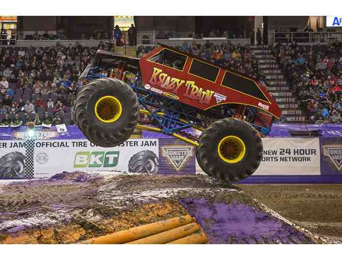 4 Monster Jam Tickets - March 30, 2019