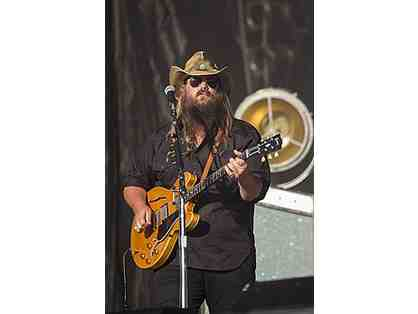 Chris Stapleton at Kroger Field