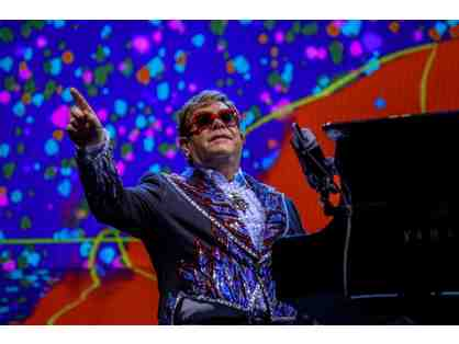Elton John at YUM Center