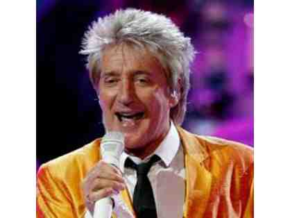 Rod Stewart with Cheap Trick at Riverbend Music Center