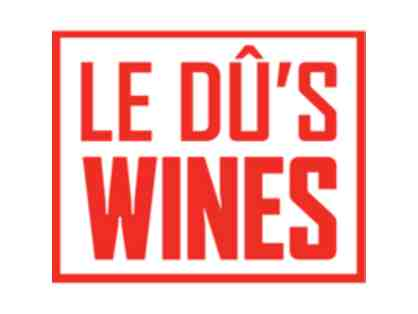 $100 Gift Certificate LE DU'S WINES - New York