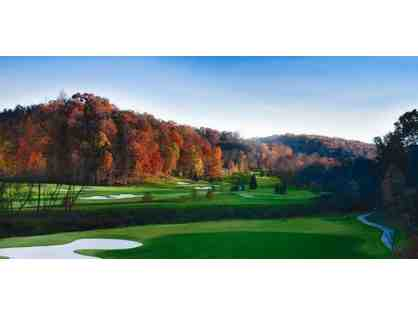 All included 4 rounds of Golf - Achasta, Dahlonega