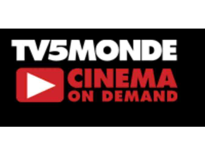 TV5MONDE - One-Year Subscription