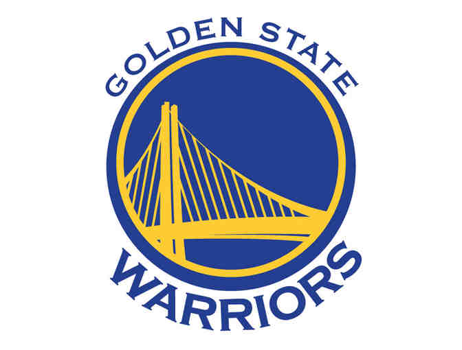 Two Sideline Club Tickets to Golden State Warriors Game on February 21, 2019