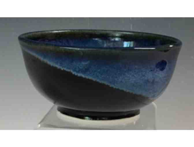 Black/Blue Bowl - Photo 1