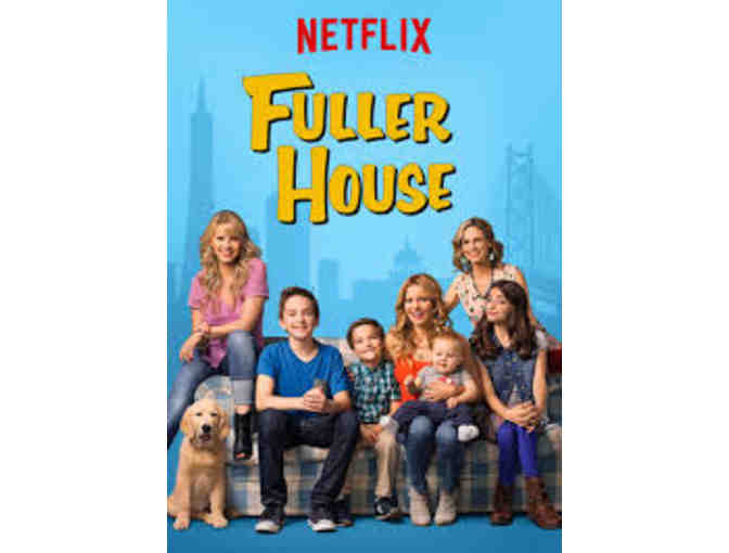 Fuller House Taping - Four VIP Tickets - Photo 1