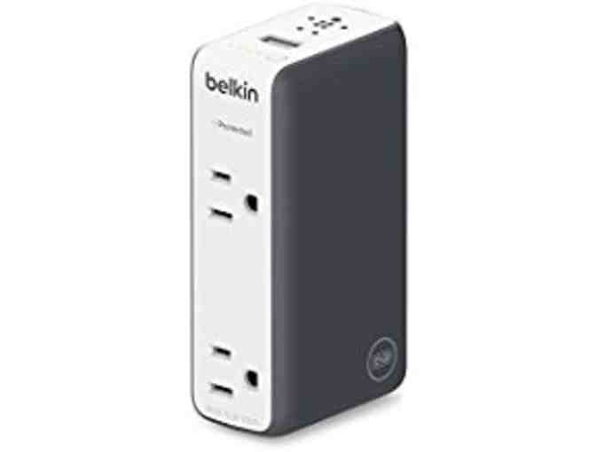 Belkin Travel Rockstar Surge Protector - Photo 1