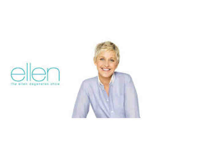 The Ellen Show - Two VIP Taping Tickets - Photo 1