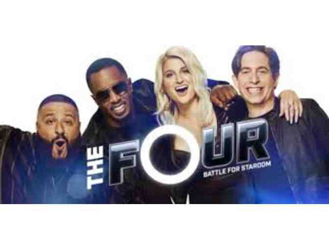The Four - Four Taping Tickets for Season Two! - Photo 1