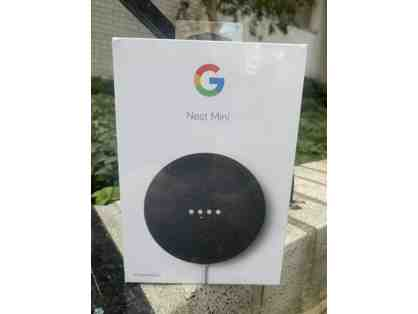 Google Nest Mini 2nd Generation in Charcoal