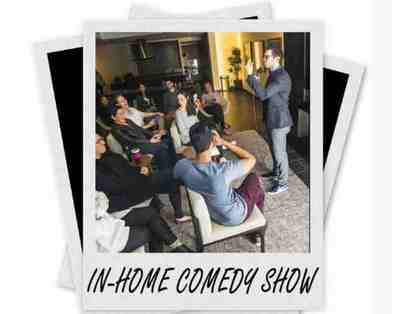 Private Virtual Comedy Show for up to 80 of Your Closest Friends