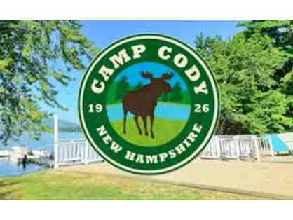 $1,250 Gift Card to be used Towards the Purchase of a 2-week Session at Camp Cody