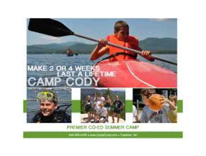 $1,250 Gift Card to be used Towards the Purchase of a 2-week Session at Camp Cody - Photo 2