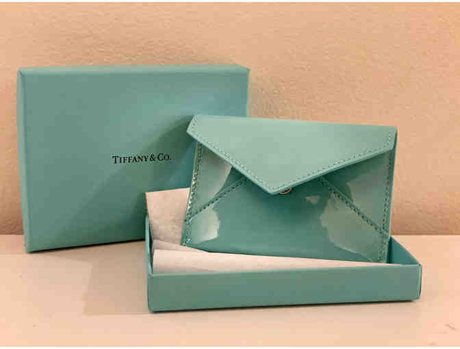 Authentic Tiffany's Card Holder - Photo 1