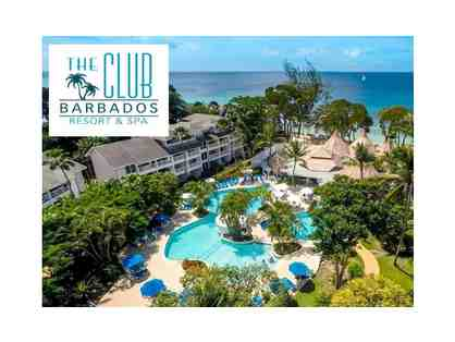 7-10 Nights of Accommodations at The Club Barbados Resort & Spa