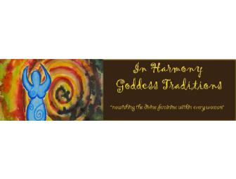In Harmony Goddess Traditions Gift Basket