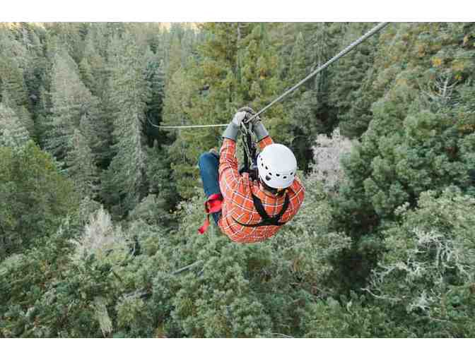 Sonoma Canopy Tours -  Two passes for weekday flights - Photo 2