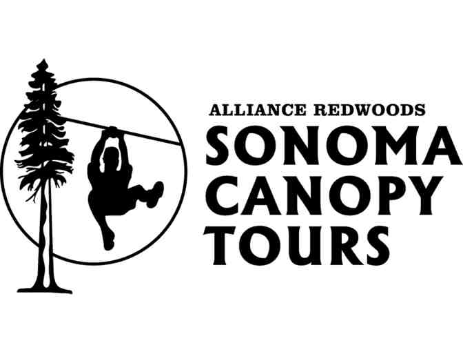 Sonoma Canopy Tours -  Two passes for weekday flights - Photo 1