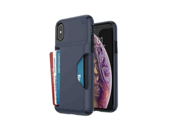 *Speck Presidio Wallet iPhone Case (for Xs Max) - Photo 1