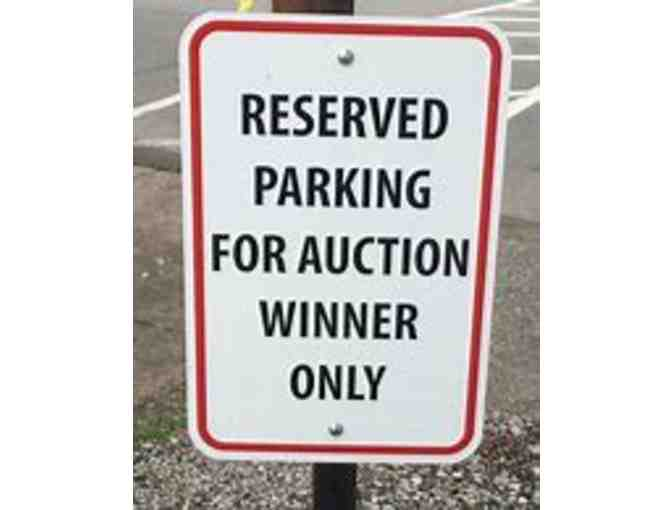 Reserved EE Parking Spot Valid from July 1, 2019 - June 30, 2020