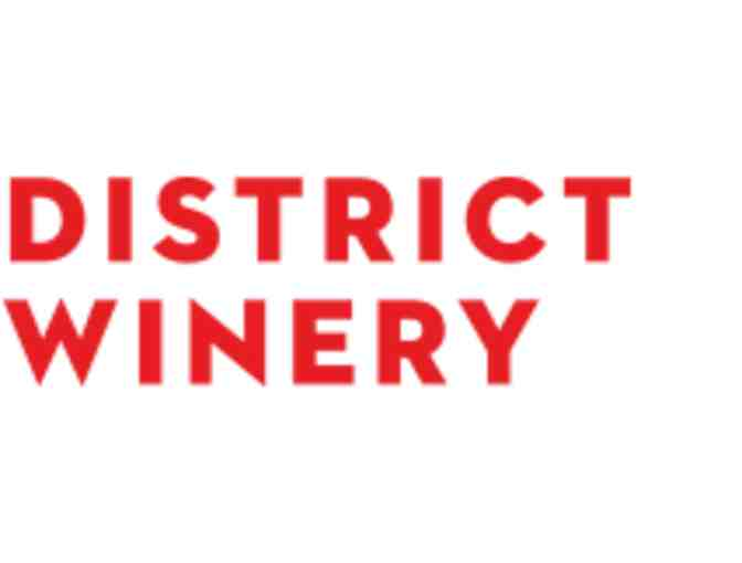 District Winery Tour and Tasting