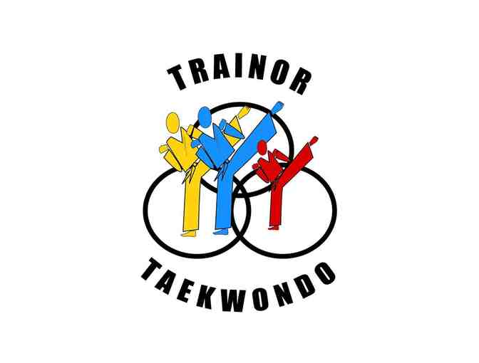 Trainor Taekwondo - 1 x term training & 1 x uniform