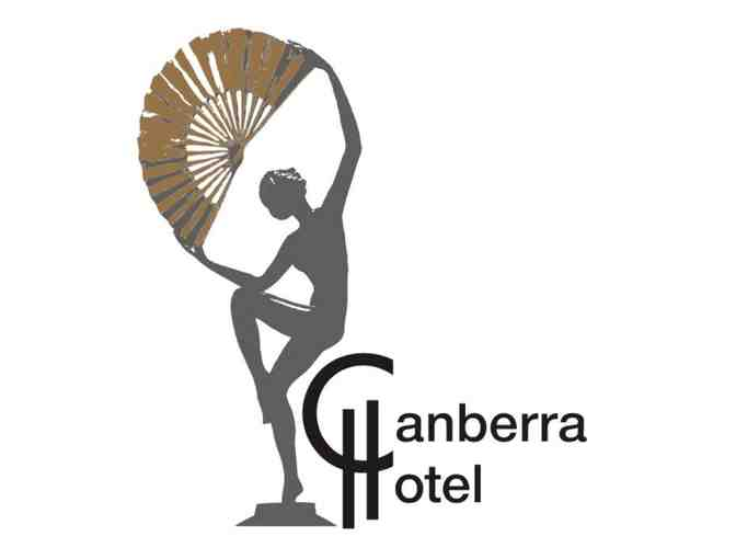 Canberra Hotel, Ballarat - Voucher for a Bottle of Moet and charcuterie plate for 2.