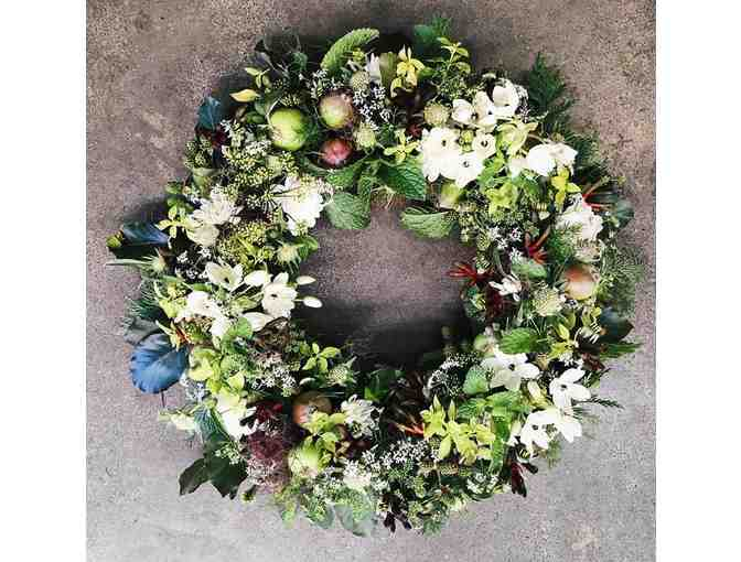 Jenny Burke Christmas Flowers or Wreath- $150