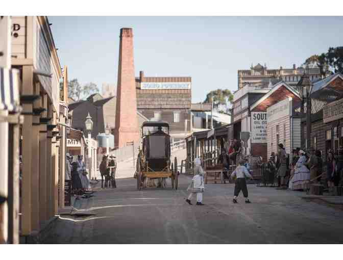 Sovereign Hill- 2 x Adult passes
