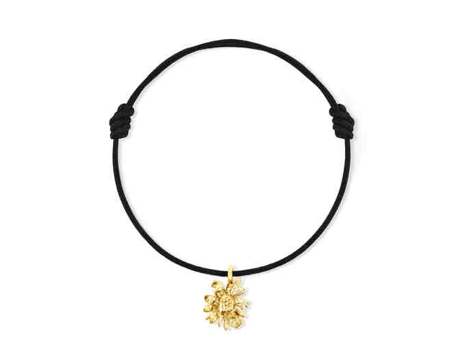 Fiona's Flower bracelet- 9ct Gold