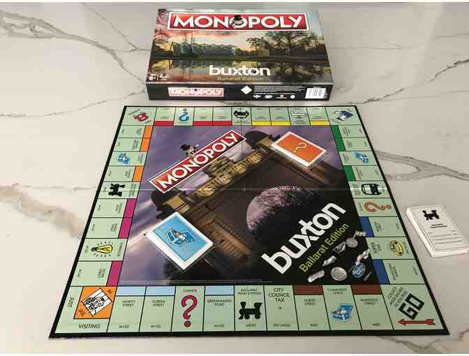 Monopoly - Ballarat edition & $1,000 sales commission voucher