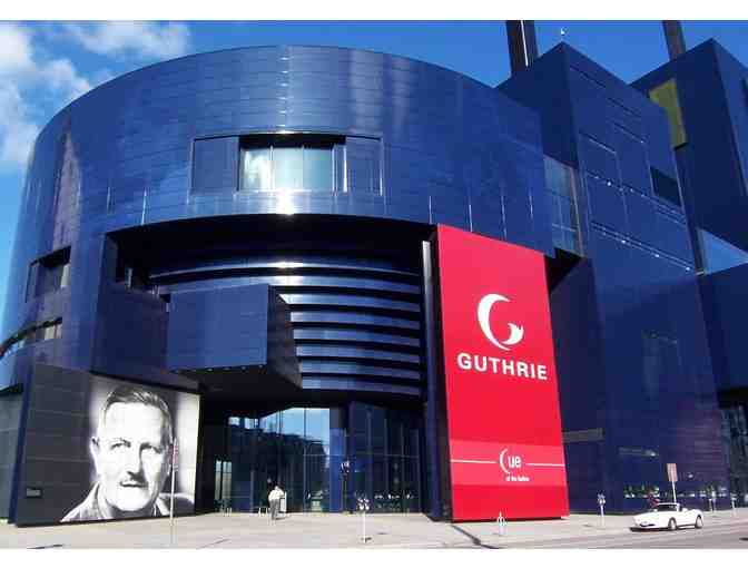 Guthrie Theater, Minneapolis - 2 tickets