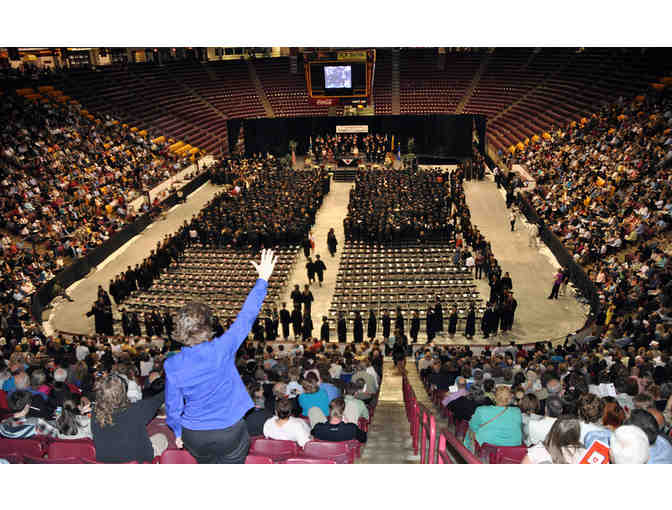 EPHS Commencement Ceremony (Mariucci Arena) June 7, 2019 Reserved seats for up to 6 people