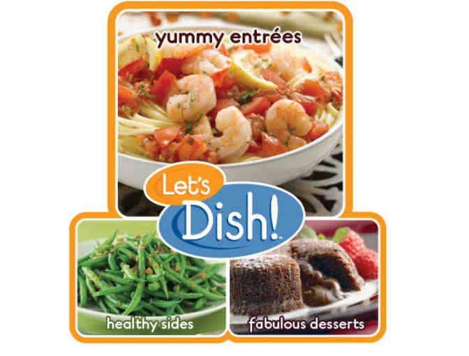Let's Dish -  $25 Gift Card