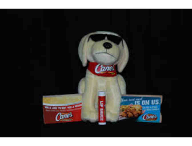 Raising Cane's Gift Bag