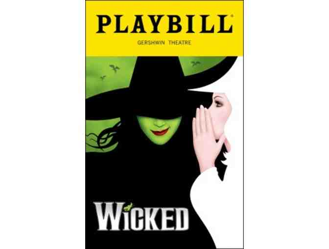 Celebrate Wicked's 15th Anniversary on Broadway - Two (2) Tickets & Backstage Tour