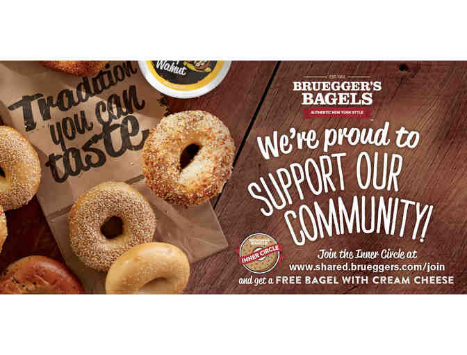 Bruegger's Bagels - Breakfast of the Month Package - Photo 1
