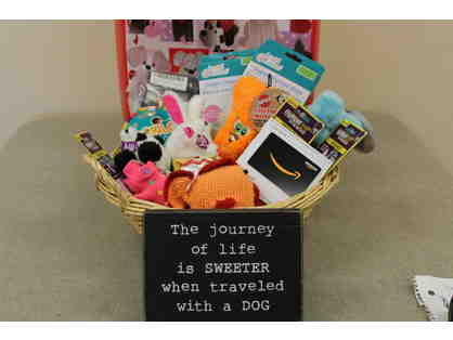 Dog Lovers Basket