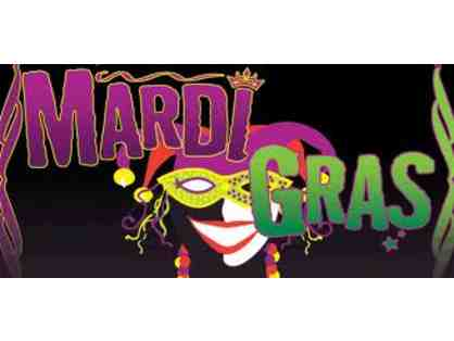 Middle School: Krewe of Highland Parade Ride for 2