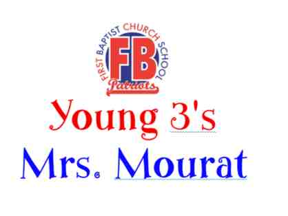 2019-20 Young 3's Teacher Feature: Mrs. Mourad