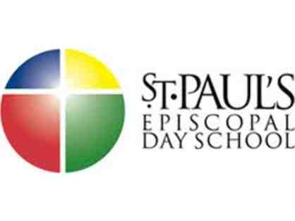 St. Paul's Summer Celebration Day Camp (1 week)