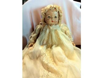ANTIQUE MADAME ALEXANDER BABY DOLL - Photo 1