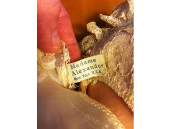 ANTIQUE MADAME ALEXANDER BABY DOLL - Photo 5