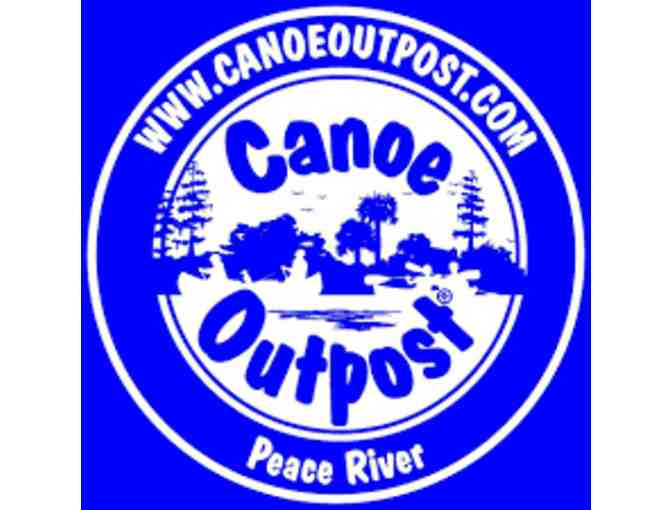 Canoe Outpost Peace River